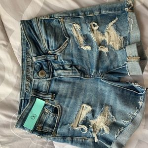 American eagle and garage brand shorts